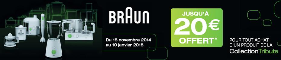 Tribute Braun