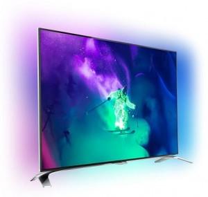 Téléviseur Ultra HD Ambilights