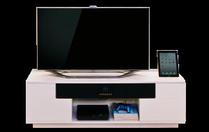 Meuble TV connecté