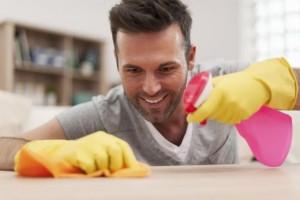 Ménage au masculin