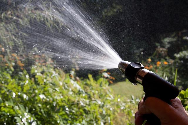 Economisez l'eau