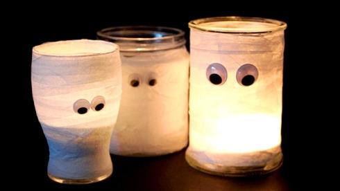Les lanternes momies