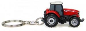 Porte-clef tracteur