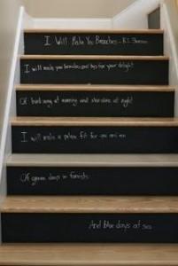 Escalier mémo