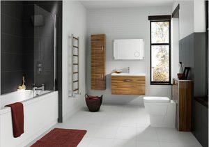 Les astuces pour bien am nager une petite salle de bains - Amenagement salle de bains ...