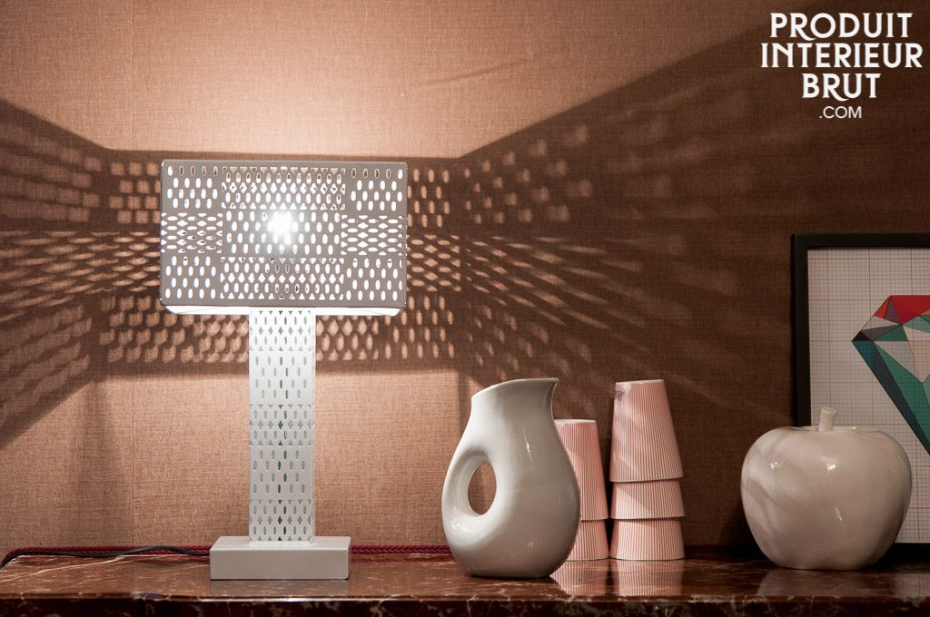 Lampe style scandinave
