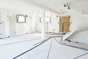 Isolation de murs intérieurs