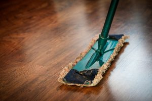 Emploi d'une femme de ménage