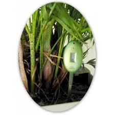Station météo pour les plantes
