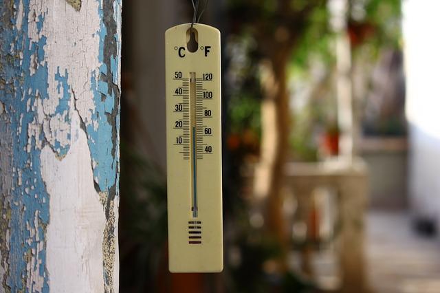 Mesure des températures