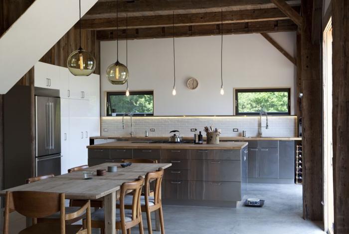 L'isolation de la cuisine