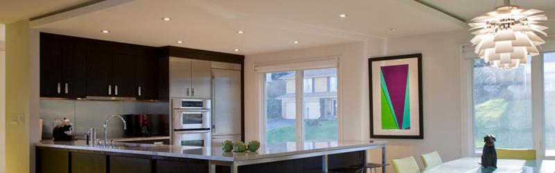 choisissez les bons luminaires pour clairer votre cuisine le mag de l 39 habitat. Black Bedroom Furniture Sets. Home Design Ideas
